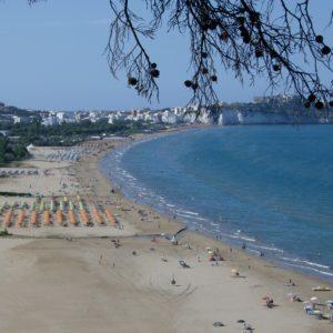 Spiaggia Scialara o Castello