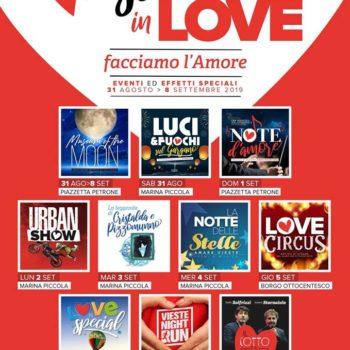 locandina vieste in love